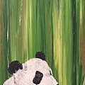 Pandas Fading  by Corella Fairchild