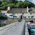 Pandora Inn Cornwall by Terri Waters