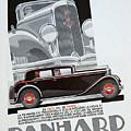 Panhard #8703 by Hans Janssen