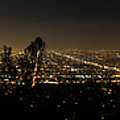 Pano From Griffeth Observatory  by Clayton Bruster