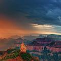 Panorama North Rim Grand Canyon Arizona by Dave Welling