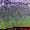 Panorama Of Milky Way Above The Table by Alan Dyer