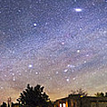 Panorama Of The Celestial Night Sky by Alan Dyer