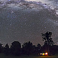 Panorama Of The Southern Night Sky by Alan Dyer