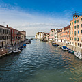 Panorama Of Venice by Riccardo Zimmitti