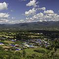 Panorama View Point Of Pai   by Nomadic Ninja Negativs