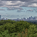 Panoramic Boston by Brian MacLean