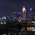 Panoramic Columbus by Frozen in Time Fine Art Photography