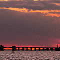 Panoramic Sunset 3-18-2016 V2 by David Israel