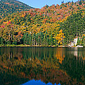 Panoramic View Of Crawford Notch State by Panoramic Images