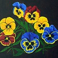 Pansy Lions by Brandy House