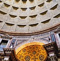 Pantheon Abstract by Allan Van Gasbeck