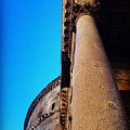 Pantheon Column by Angela Rath