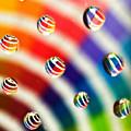 Pantone Bubbles by Shawna Rowe