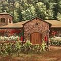 Paoletti  Estates Winery by Gail Salitui