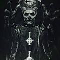 Papa Emeritus II by Sierra Van Hoose