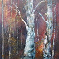 Paper Birch by Madelaine Alter