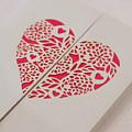 Paper Cut Heart by Helen Northcott