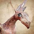 Paper Dragon by Ellen Cotton