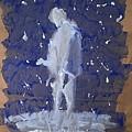Paper Shadows 14 by Mario MJ Perron
