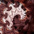 Paper Spiral by Ron Bissett