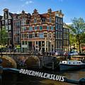 Papiermolensluis - Amsterdam, Netherlands by Nico Trinkhaus