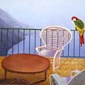Pappagallo by Gloria Cigolini-DePietro