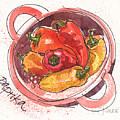 Paprika by Judith Kunzle