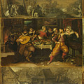 Parable Of The Prodigal Son by Frans Francken the Younger