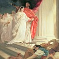 Parable Of The Wise And Foolish Virgins by Baron Ernest Friedrich von Liphart