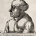 Paracelsus, Swiss Alchemist by Middle Temple Library