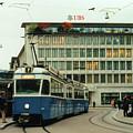 Paradeplatz Zurich by Susanne Van Hulst