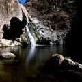 Paradise Falls In Thousand Oaks, California by Daniella Segura