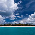 Paradise Is Sandy Cay by Adam Romanowicz