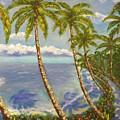Paradise Island by Charles Vaughn