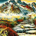 Paradise Mountain by Srinidhi Ranganathan