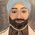 Paramjit S. Chopra M D by Cleofe Casambre
