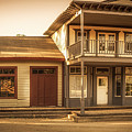 Paramount Ranch Agoura Hotel - Panorama by Gene Parks