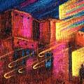 Paranormal Pueblos  by Allison Constantino