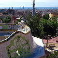 Parc Guell by Lindsey Orlando