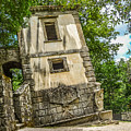 Parco Dei Mostri, Park Of The Monster, In Bomarzo by JR Photography