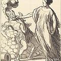 Pardon Mon Cher... by Honor? Daumier