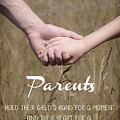 Parents For A Lifetime by Joana Kruse