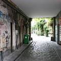 Paris - Alley 2 by Jennifer McDuffie