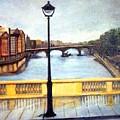 Paris After The Rain by Gloria M Apfel