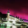 Paris At Night 18 Art by Alex Art and Photo