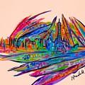 Paris Burst Stage One by Kendall Kessler