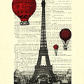 Paris, City Of Love by Madame Memento