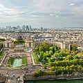 Paris City View 27 by Alex Art and Photo