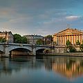 Paris Dawn by Brian Jannsen